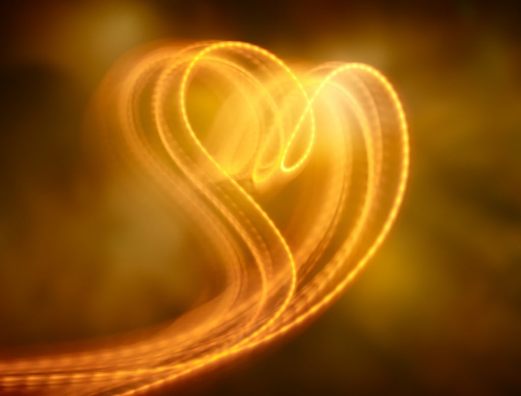 http://www.dreamstime.com/stock-image-heart-shape-light-image17454661